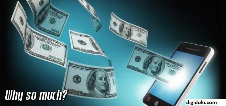 آیا لازم است برای یک تماس ساده و دادن پیامک انقدر هزینه کنیم؟