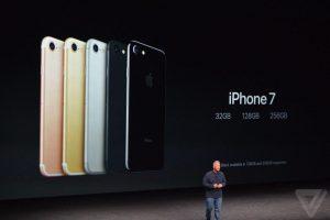 iphone-7-colors-وبلاگ راسخون بلاگ rasekhoon rasekhonblog  در کنفرانس ۷ سپتامبر اپل چه گذشت؟ از قیمت آیفون ۷ گرفته تا آمار و ارقام جالب اپلی