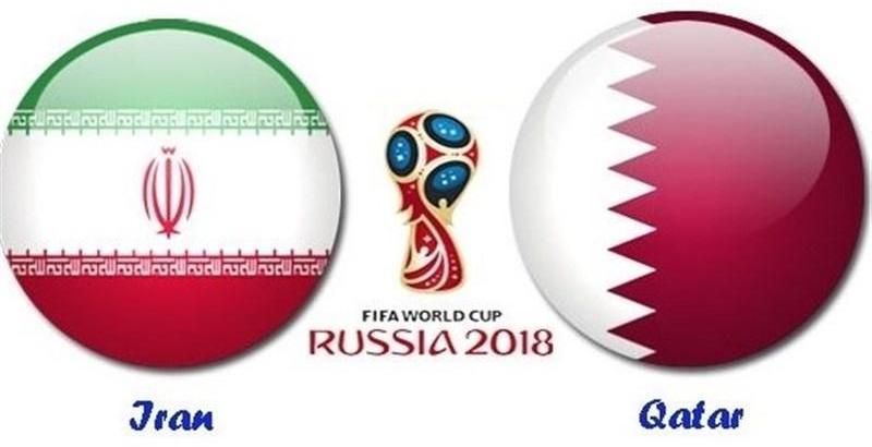 پیروزی شادی آفرین ایران برابر قطر در مقدماتی جام جهانی
