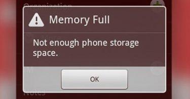 خالی کردن حافظه گوشی دیجی دکی