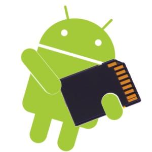 Android and sd card DigiDoki