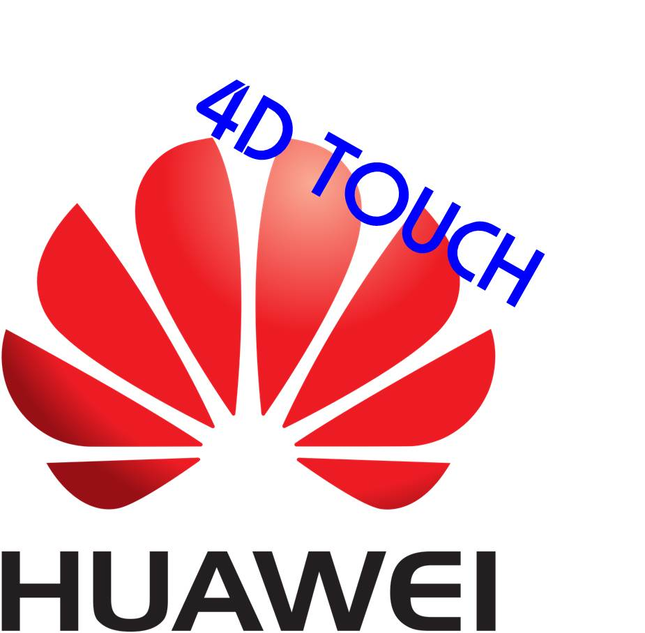 4D Touch اختراعی جدید در دستان شرکت هوآوی