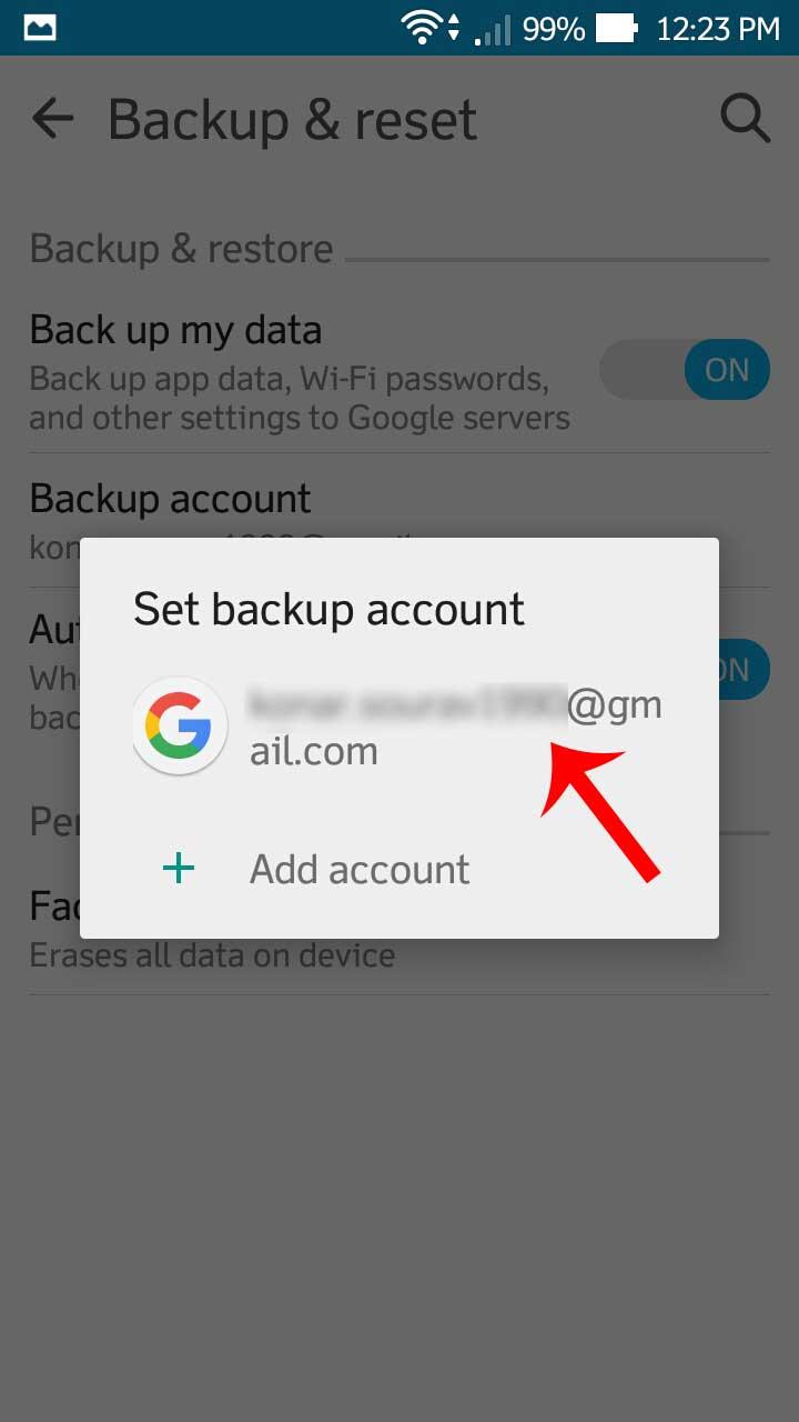 پشتیبان گیر گوگل ، پشتیبان گیری که پشت شما را خالی خواهد کرد!