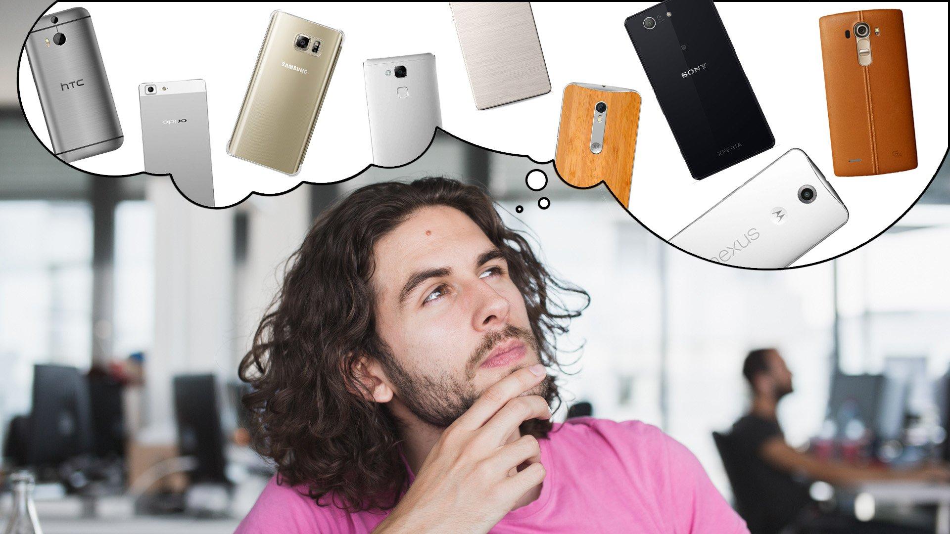 7 نکته ای که در خرید گوشی باید در نظر داشته باشید