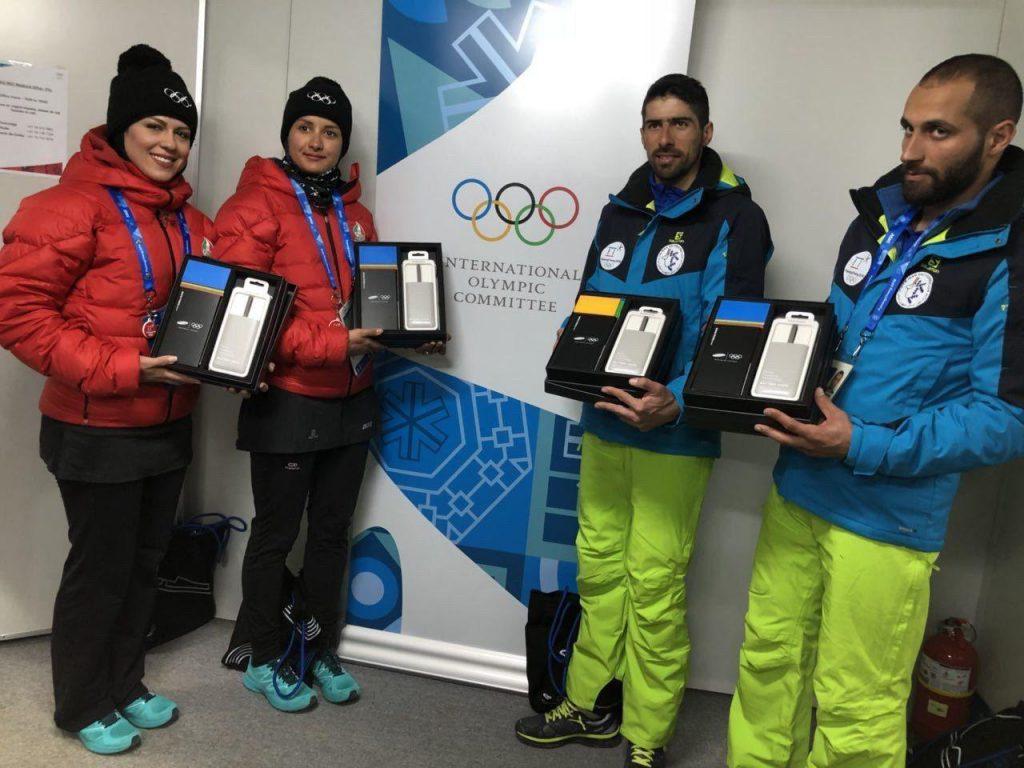 سامسونگ در المپیک اِلـبان