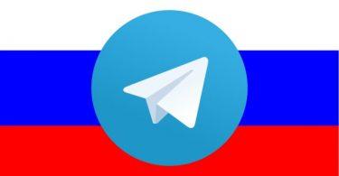 تلگرام در روسیه دیجی دکی