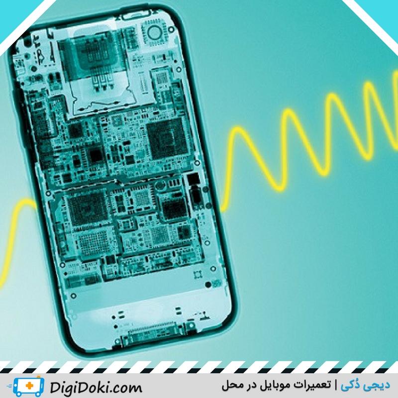 کاهش امواج موبایل دیجی دکی