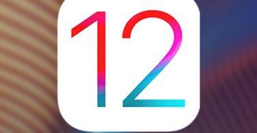iOS 12 دیجی دکی
