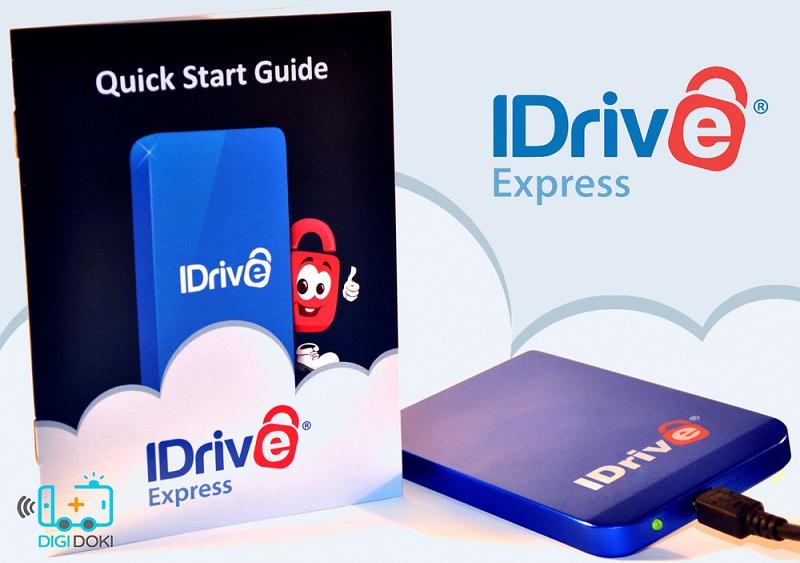IDrive+Express