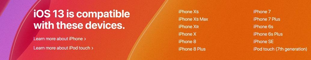 iOS 13 ، دیجی دکی