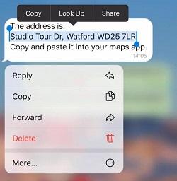 پیام های زمان بندی شده البان