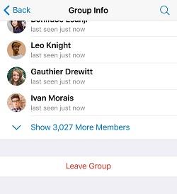 آخرین آپدیت تلگرام در سال 2019، البان