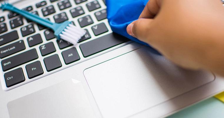 ضدعفونی کردن لپ تاپ ، البان