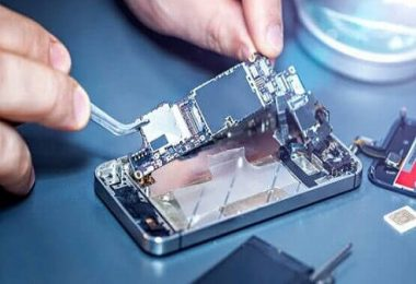 نمایندگی تعمیرات موبایل البان