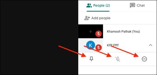 کار با Google Meet در سامانه تعمیرات موبایل البان