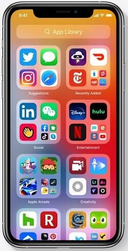 به روز رسانی iOS 14 ، سامانه تعمیرات موبایل البان