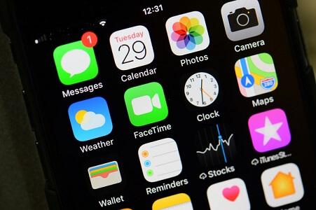 مشکل صدای پیامک آیفون | تعمیرات موبایل البان