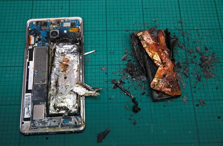 تعویض باتری گوشی سامسونگ | تعمیرات موبایل البان