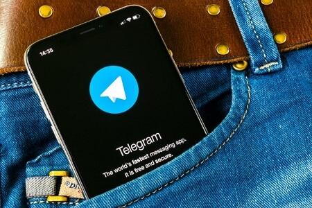 مشکل تلگرام | تعمیرات موبایل البان