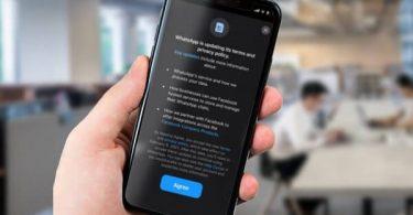 مشکل امنیتی واتساپ | تعمیرات موبایل البان