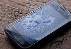 خیس شدن گوشی | تعمیرات موبایل البان