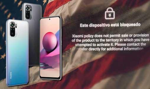 قفل شدن شیائومی   تعمیرات موبایل البان