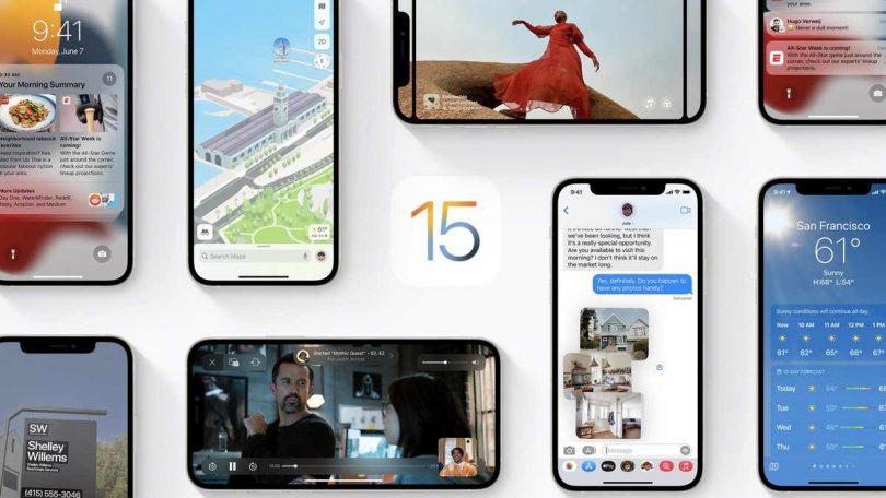 به روز رسانی iOS 15 | تعمیرات موبایل البان